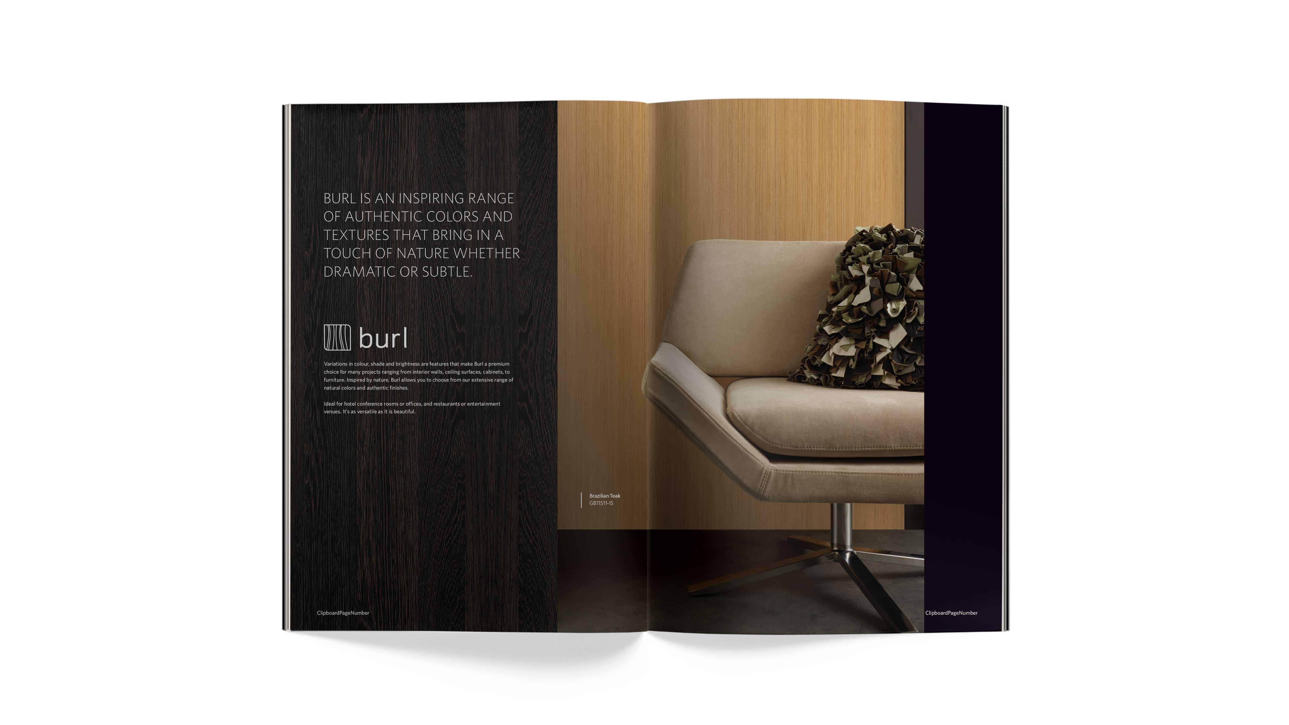 Strategic Brand Management Rebrand, Logo, Website and Catalog